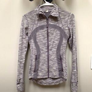 Lululemon Define Jacket heathered grey